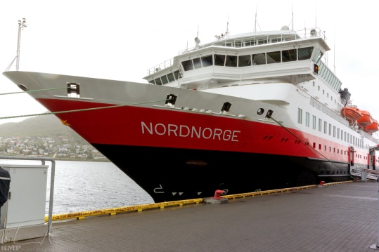 Hurtigruten Schiff