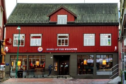 Burgerking Tromsø