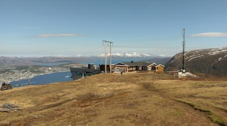 Storsteinen - Bergstation Fjellheisen