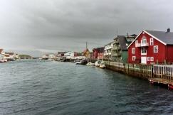 Der Hafen von Henningsvær