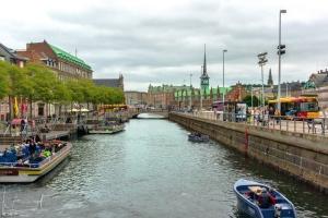 Kanal um Christiansborg