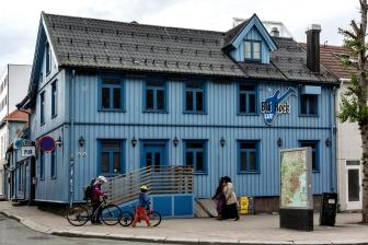 Blårock Café