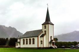 Die Valberg Kirche