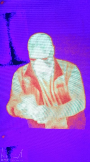 IR-Portrait im Tycho Brahe Planetarium