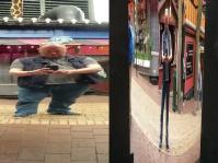 Zerrspiegel im Tivoli