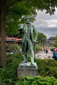 Georg Carstensen - Gründer des Tivoli