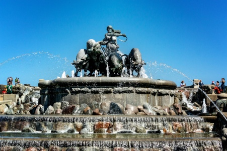Gefion Springbrunnen