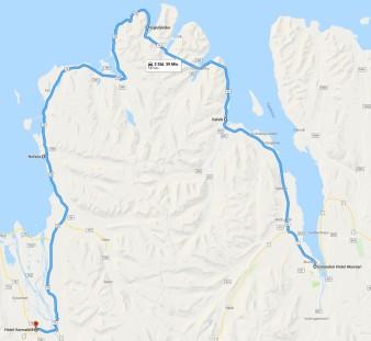 9. Tag Akureyri - Varmahlíd