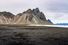 5. Tag - Vestrahorn, die Ostfjorde und Egilsstaðir