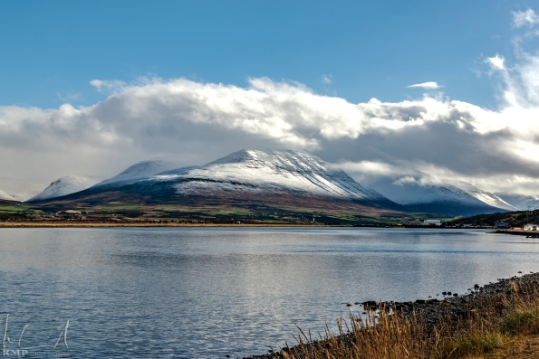 Ende des Eyjafjörður
