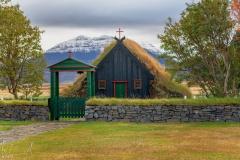 10. Tag - Fahrt von Varmahlíð über Borganes zum Flughafen Keflavík