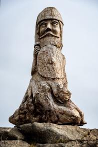 Vikingerstatue