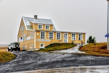 Das Fosshotel bei Geitafoss