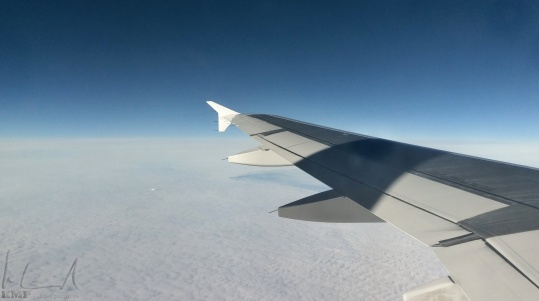 Flug Zürich - Helsinki