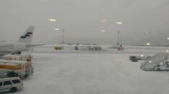 1. Tag - Anreise nach Lappland