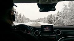 2. Tag - Von Ivalo nach Inari