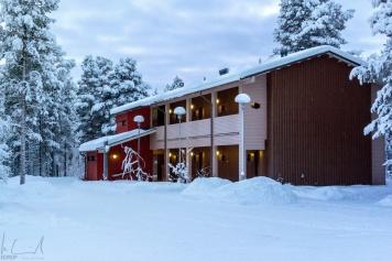 Flusshotel Kultahovi, Inari