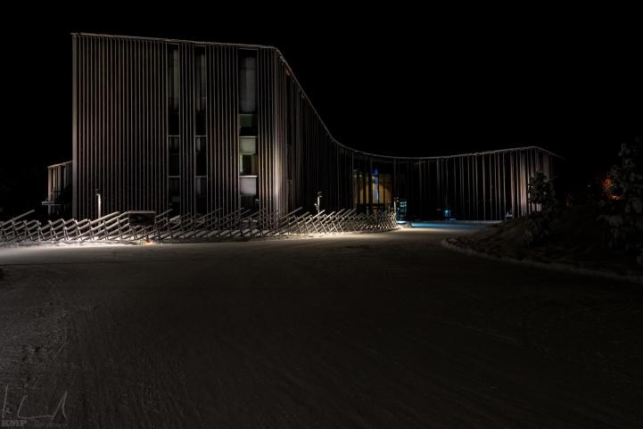 The Sámi Sajos Saamelaiskulttuurikeskus Sajos, Inari