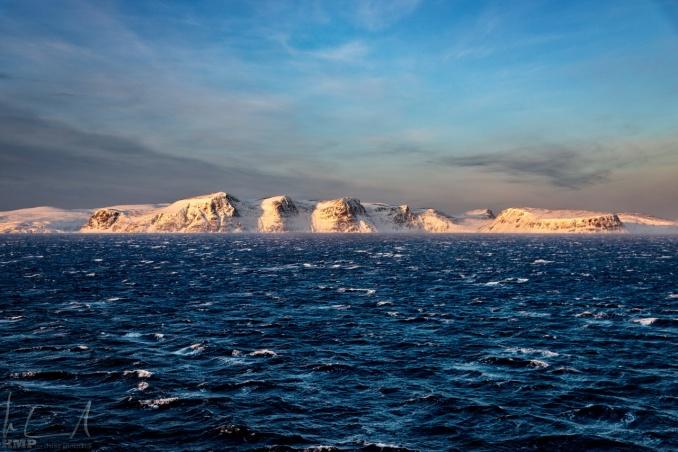 Zwischen den norwegischen Inseln