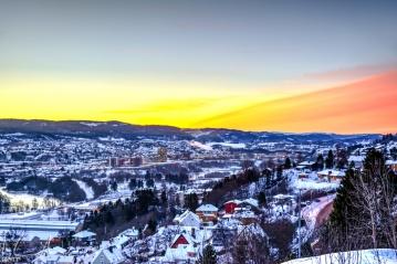 Trondheim erwacht