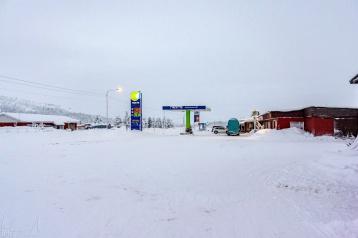 Näätämö, der letzter Halt vor der finnisch-norwegischen Grenze