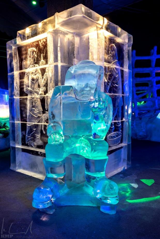 Magic Ice Lofoten, Svolvær