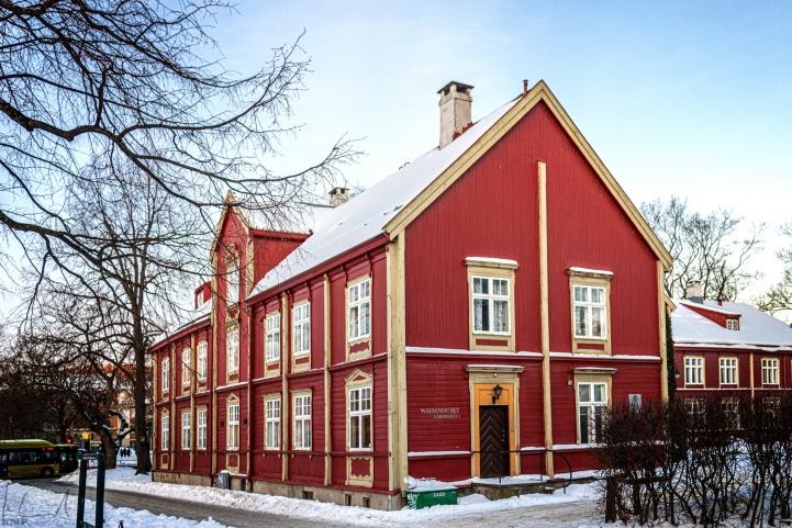 Waisenhaus in Trondheim