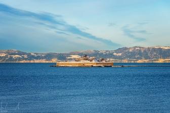 Munkholmen vor Trondheim