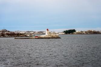unterwegs nach Kristiansund