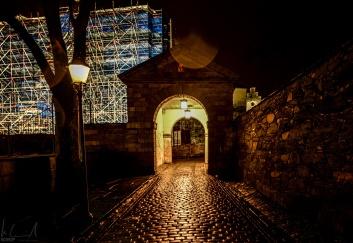 Bergenhus Festung