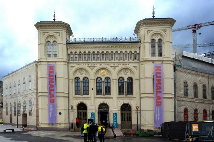 Friedensnobelpreis Center