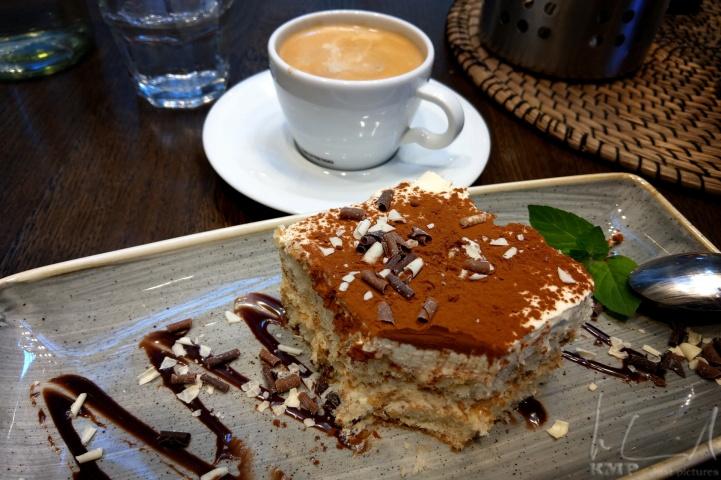 Tiramisù zum Dessert