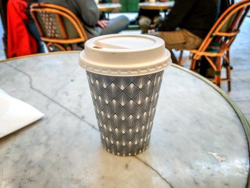 Coffe break at Steam kaffebar