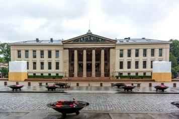 Scandinavian Institute of Maritime Law Universität Oslo