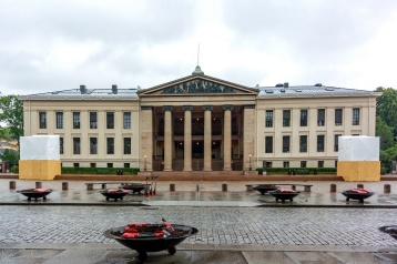 Scandinavian Institute of Maritime Law Universität Oslo