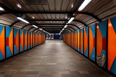 UBahn Station Stortinget