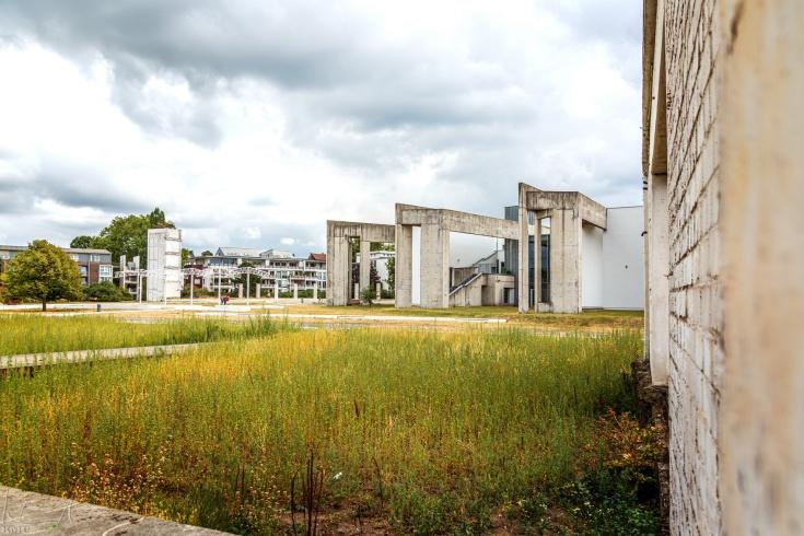 Garten der Erinnerung im Altstadtpark