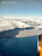 #flyicelandair - Die südisländische Küste aus der Vogelperspektive