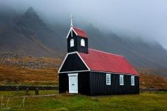 Die vierte Etappe - Im Regen und Nebel nach Patreksfjörður