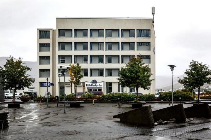 Hótel Ísafjörður - Torg