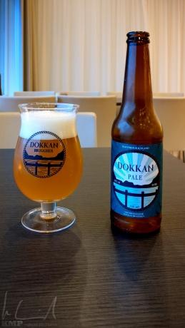 Dokkan Bier aus Ísafjörður