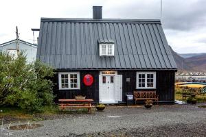 Das königliche, dänische Konsulat in Ísafjörður