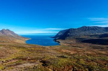 unterwegs nach Djúpavík