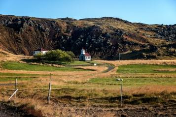 Ytri-Rauðamelskirkja beim Gerðuberg