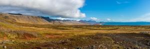 Beim Rauðfeldsgjá Gorge
