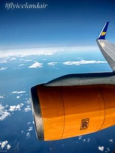 #flyicelandair Die südisländische Küste aus der Vogelperspektive