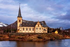 Lofotkatedralen, Kabelvåg