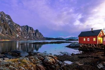 Svinøya Rorbuer in Svolvær