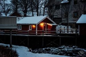 Svinøya Rorbuer, Svolvær