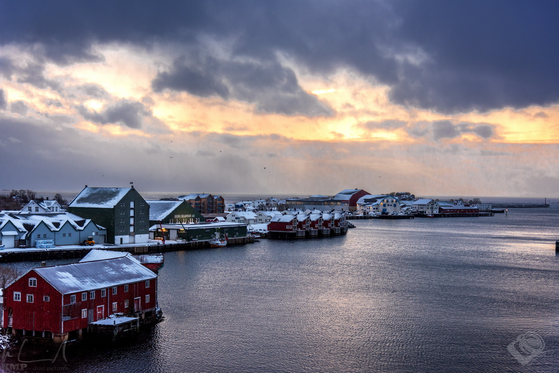 Svinøya, Svolvær
